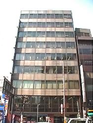 大阪営業所ビル外観